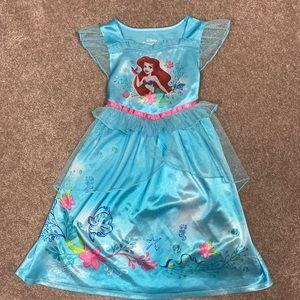 Disney princess Ariel fantasy nightgown 2t